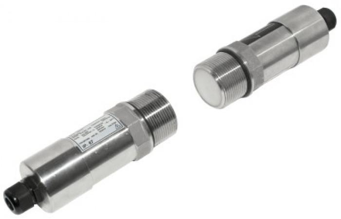 Микроволновый сигнализатор уровня/затора (датчик заштыбовки) INNOLevel MicroPulse