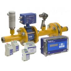 Расходомер-счетчик вихревой газовый ВЗЛЕТ ВРС (ВРСГ-5xx, -5xx Ex, ВРСГ-5хх К)