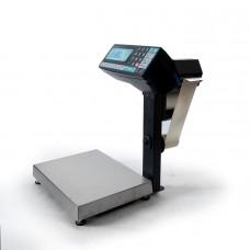 MK-RP10-1 фасовочные печатающие весы-регистраторы с устройством подмотки ленты