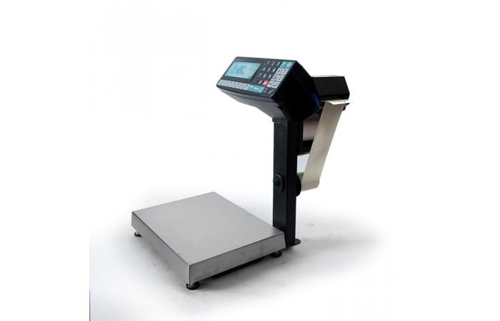 MK-R2P10-1 торговые печатающие весы-регистраторы с устройством подмотки ленты