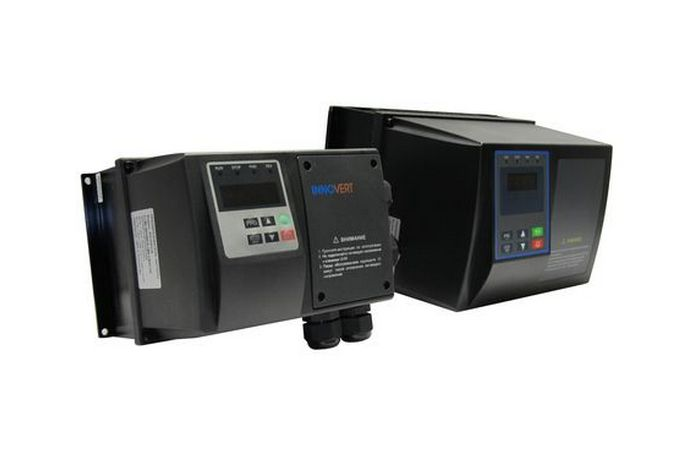 Частотный преобразователь INNOVERT серии IРD в корпусе IP65/IP54