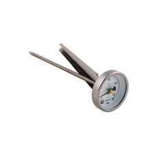 Термометр биметаллический погружной (игловой)