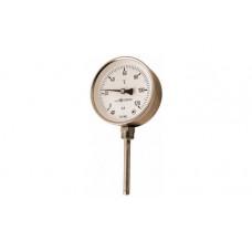 Термометры биметаллические, технические, коррозионностойкие, резьбовые