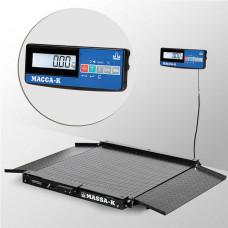 Весы низкопрофильные 4D-LA-2_A(RUEW)