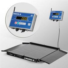 Весы низкопрофильные 4D-LA-2_AB(RUEW)