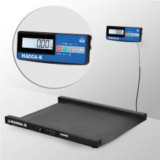 Весы низкопрофильные 4D-LM-2_A(RUEW)