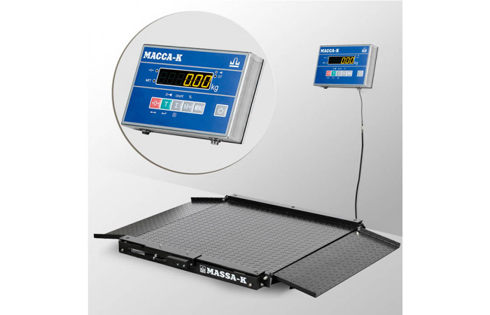 Весы низкопрофильные 4D-LA-2_AB