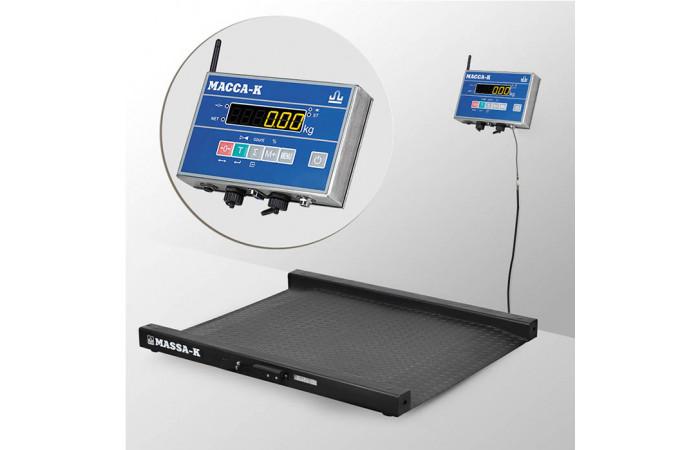 Весы низкопрофильные 4D-LM-2_AB(RUEW)
