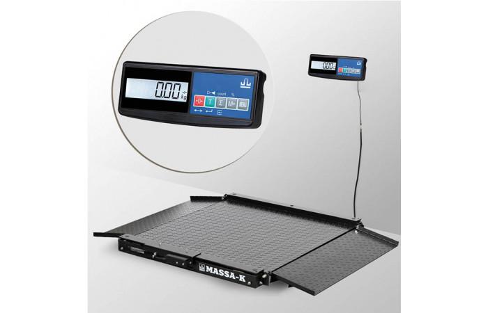 Весы низкопрофильные 4D-LA-4_A