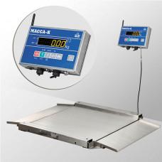 Весы низкопрофильные 4D-LA.S-2_AB(RUEW)
