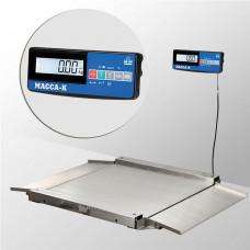 Весы низкопрофильные 4D-LA.S-2_A(RUEW)