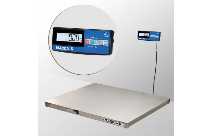 Весы платформенные 4D-PM.S-2_A(RUEW)