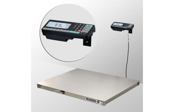 Весы платформенные 4D-P.S-3_RA