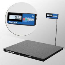 Весы платформенные 4D-PM-12/12_A(RUEW)