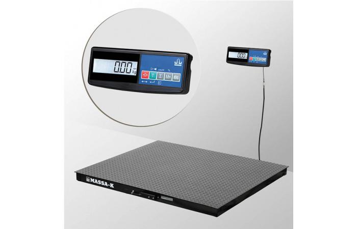 Весы платформенные 4D-PM-15/15_A