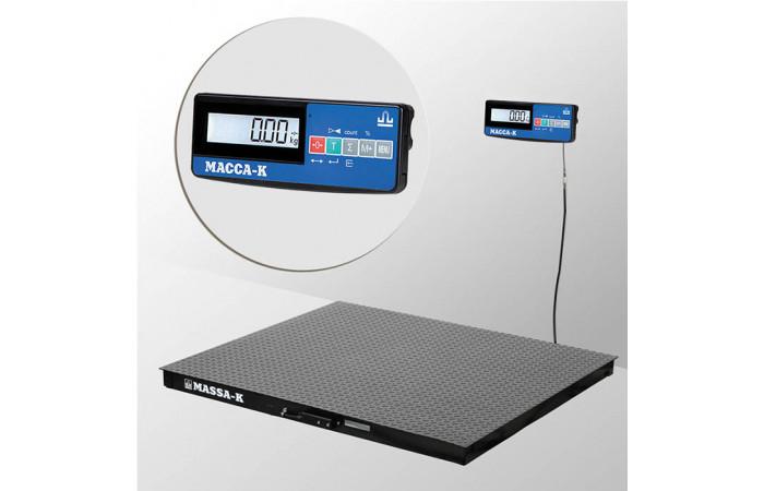 Весы платформенные 4D-PM-15/15_A(RUEW)