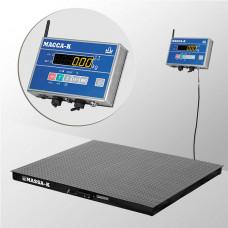 Весы платформенные 4D-PM-15/15_AB(RUEW)