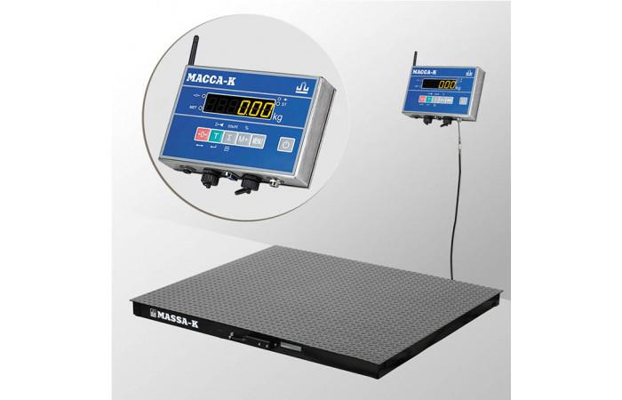 Весы платформенные 4D-PM-7_AB(RUEW)