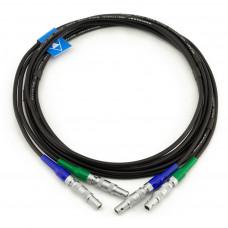 Соединительный кабель 2Lemo00-2Lemo00