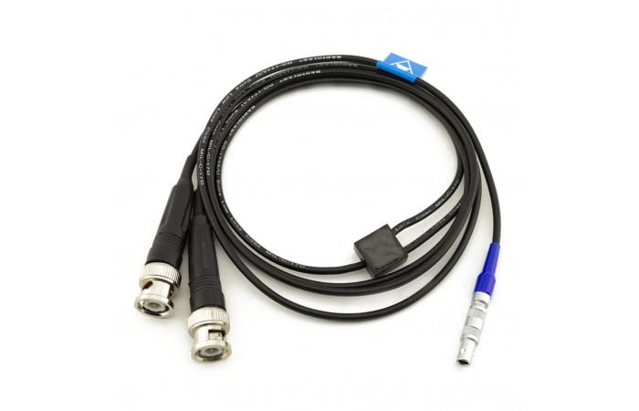 Соединительный кабель Lemo00 - 2BNC