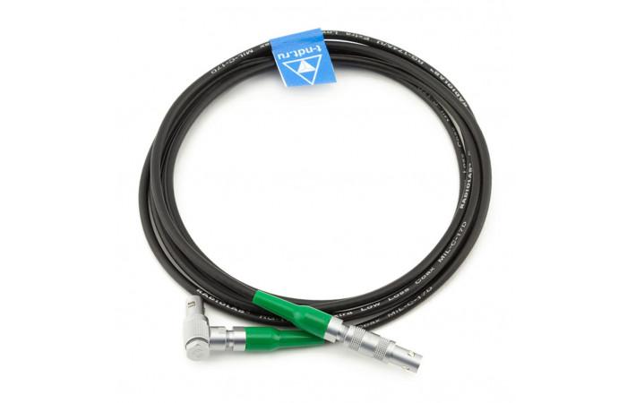 Соединительный кабель Lemo00 - Lemo00 (угловой)