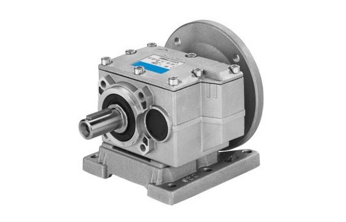 Соосные 2-х и 3-х ступенчатые цилиндрические мотор-редукторы INNOVARI в алюминиевом корпусе