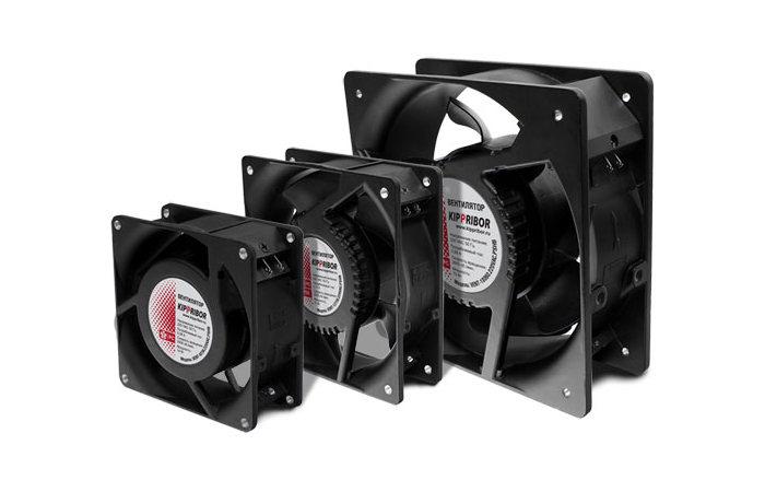 Вентиляторы охлаждения KIPPRIBOR серии VENT