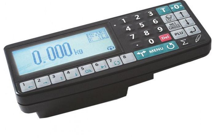 Весовой терминал - регистратор Масса-К RA