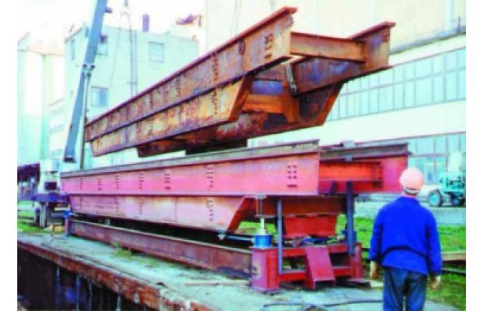 Модернизация механических вагонных весов