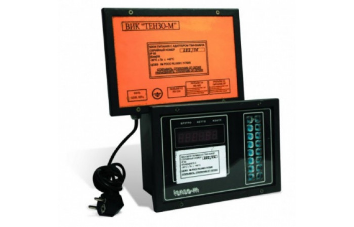 Весоизмерительный преобразователь-контроллер ТВИ-024
