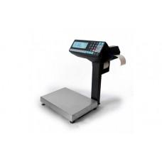MK-RP10 фасовочные печатающие весы-регистраторы с отделительной пластиной