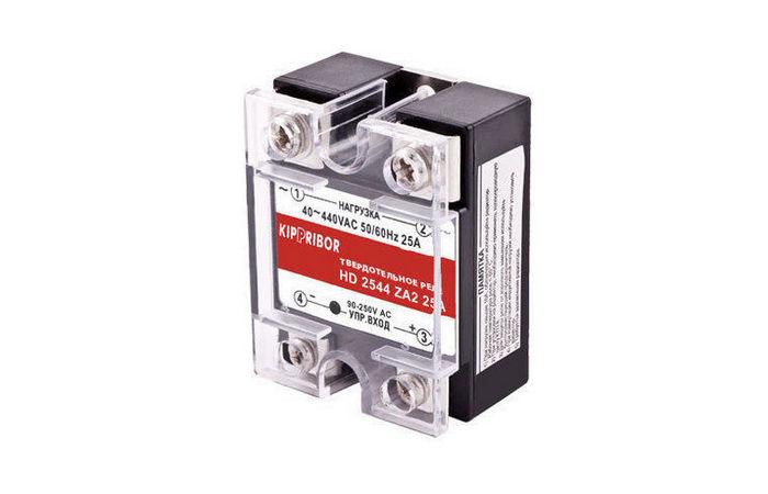 Серии HD-xx44.ZD3 и HD-xx44.ZA2 общепромышленные ТТР в стандартном корпусе