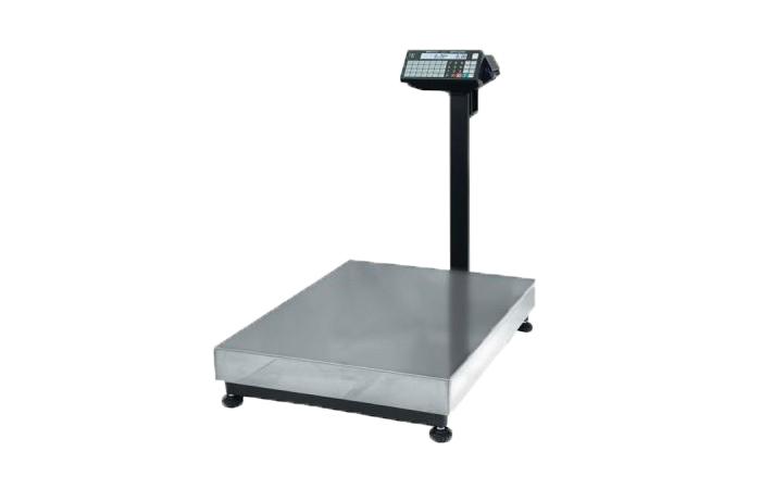 ТВ-M-P3 товарные весы с печатью этикеток