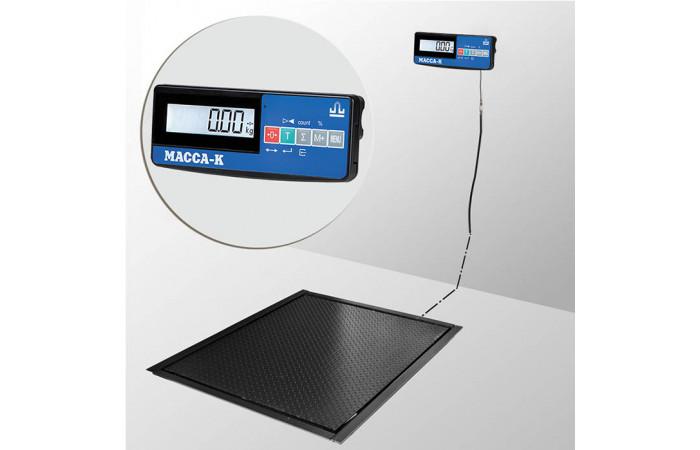 Весы врезные 4D-PMF-7_A(RUEW)