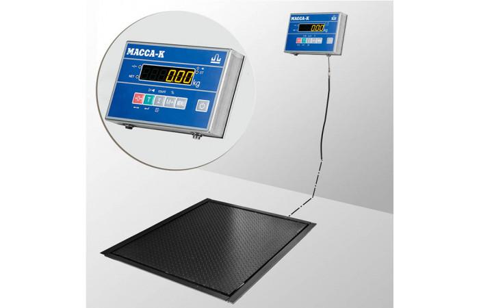 Весы врезные 4D-PMF-7-3000-AВ