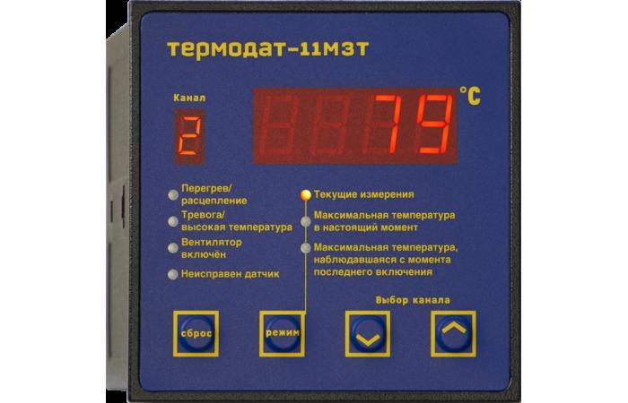 Термодат-11М3Т1, БКТ